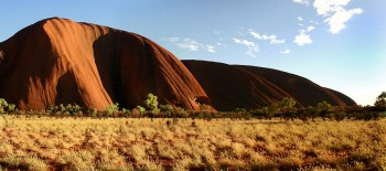 Uluru (Ayers Rock), Outback, Australia