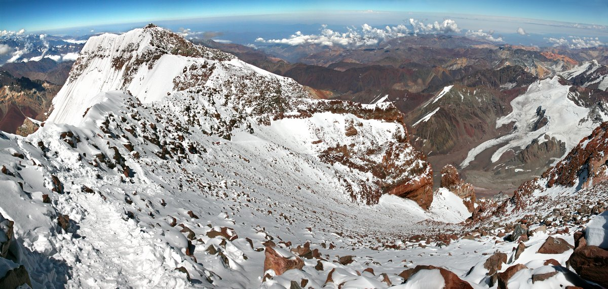 Aconcagua,Canaleta,high altitude,extreme,elevation,altitude,high,mountaineering,climbing,seven summits,highpoints,contin, photo