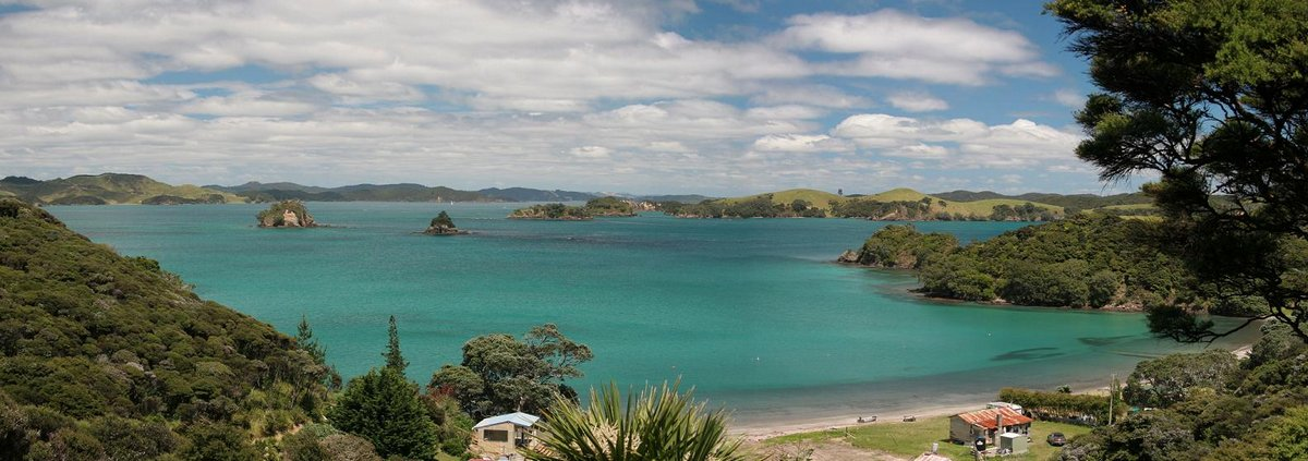 Bay of Islands, aquamarine, water, color, New Zealand, photo