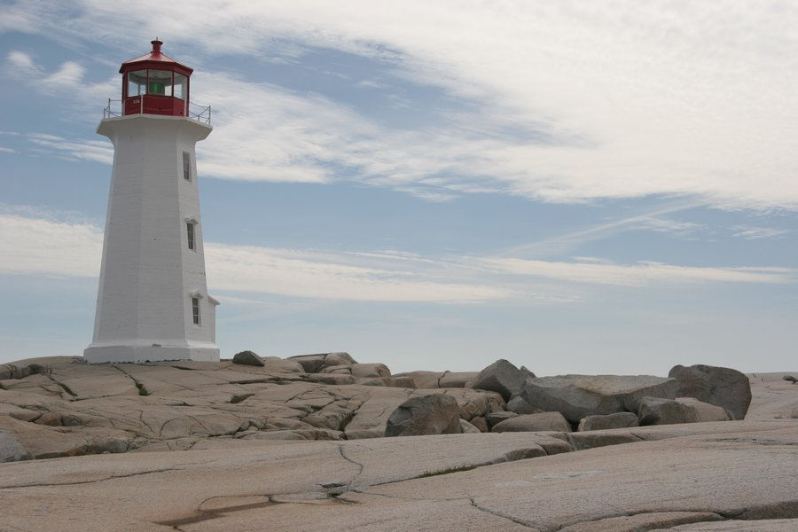 Nova Scotia, lighthouse, photo