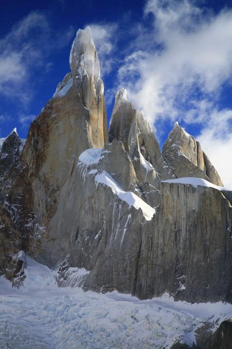 Cerro Torre, Patagonia, Los Glaciares, National Park, Parque Nacional, photo