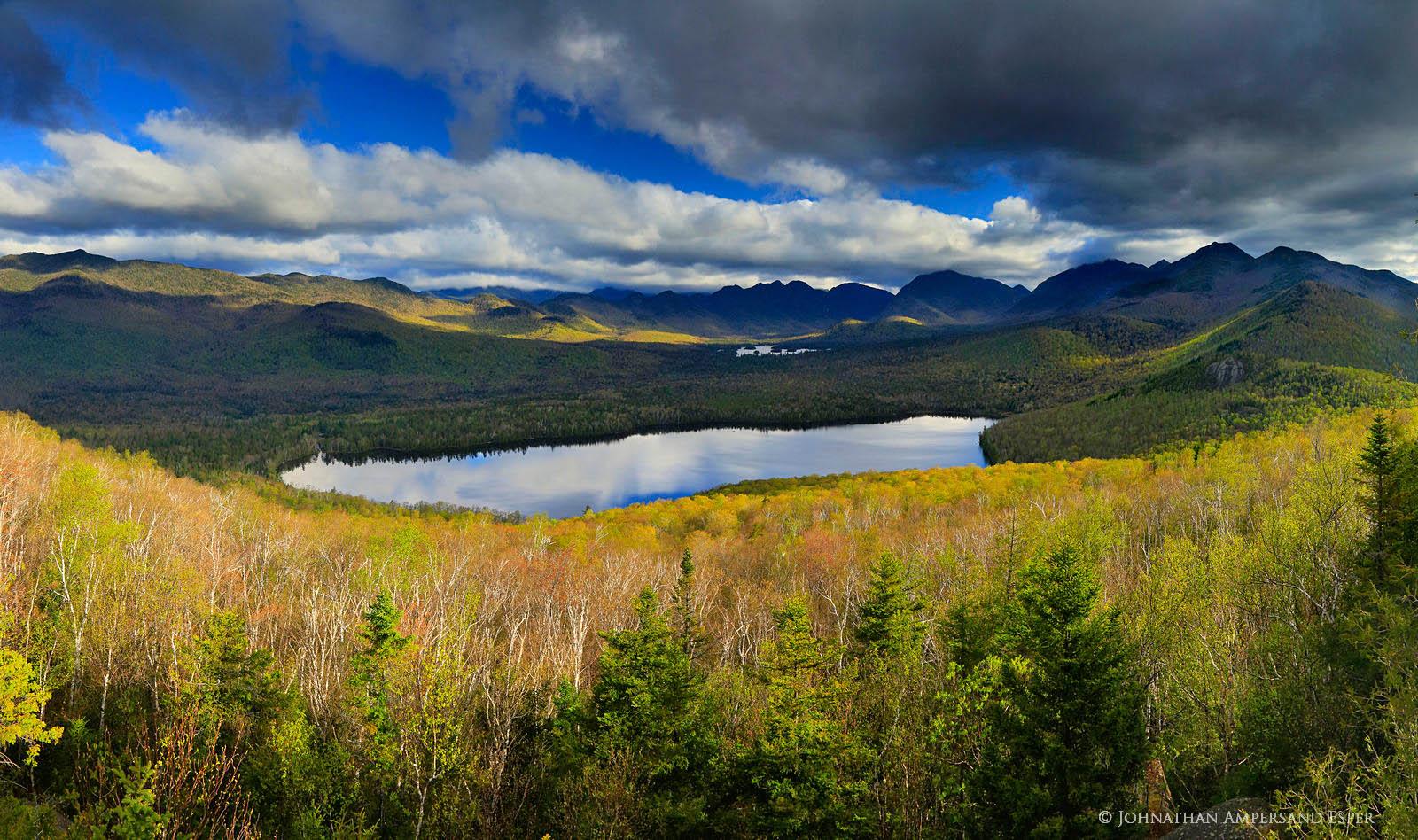 Clear Pond,Clear Pond Mt,Clear Pond Mountain,Elk Lake,Elk Lake Preserve,spring, photo