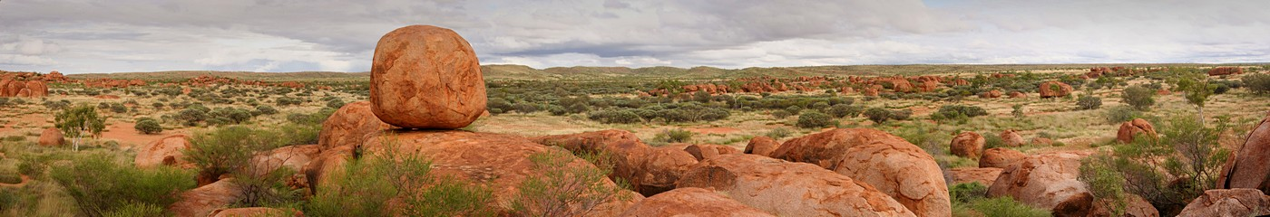 Devil's Marbles,Devils Marbles,boulders,round,Outback,Australia,rocks,panorama, photo