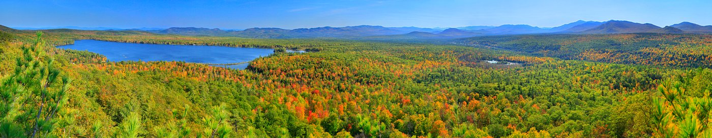 treetop,Fern Lake,Fern Lake Mt,Whiteface Mt,Wilmington,Ausable,valley,Jay,panorama, photo