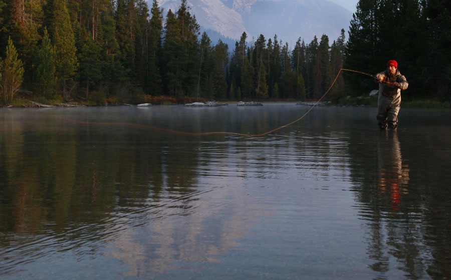flyfishing,Grand Teton National Park,Wyoming,fishing,Christian,String Lake, photo