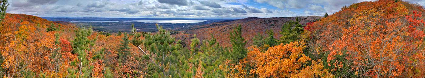 Great Sacandaga Lake,Tirrell Hill,treetop,panorama,HDR,town,of,Mayfield,Adirondacks, Great Sacandaga Lake Tirrell Hill,A, photo