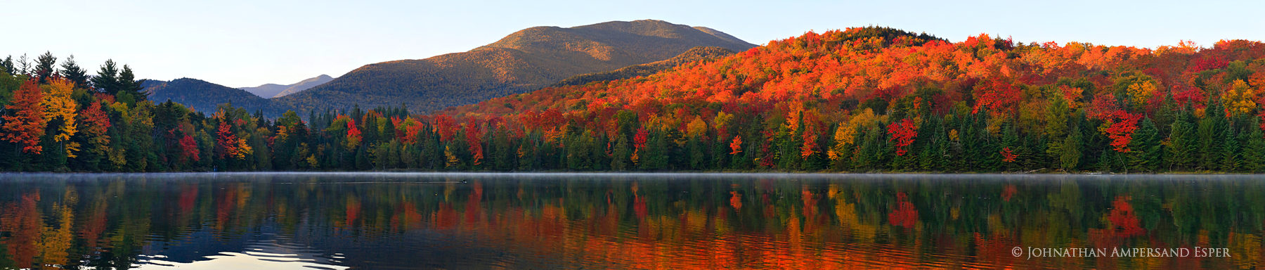 Heart Lake,Algonquin,Heart Lake panorama,loon,Heart Lake loon,sunrise,fall,2014,, photo