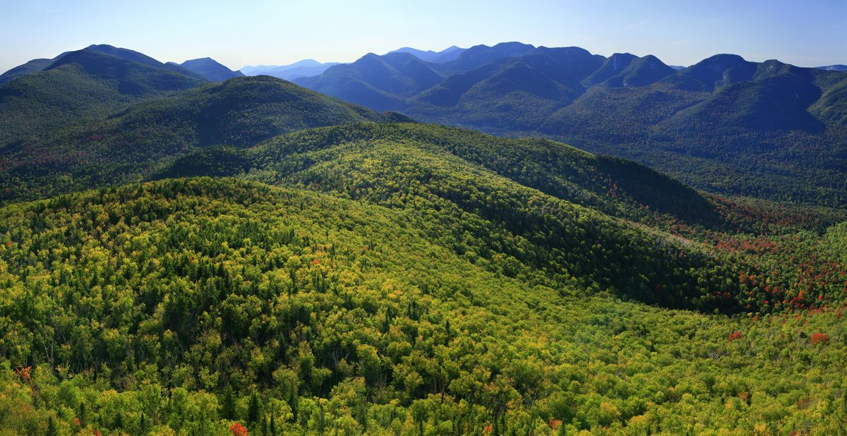 Dix Range, Great Range, Noonmark Mt, High Peaks, range, Adirondack, Adirondacks, Adirondack Park, New York State,Dix Mt,Dix,Noonmark,Dial Mt,, photo