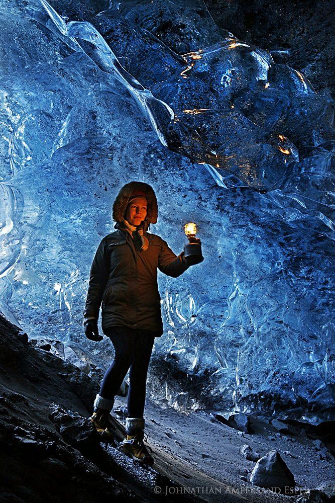 Icelander, Berglind Kristj, photo