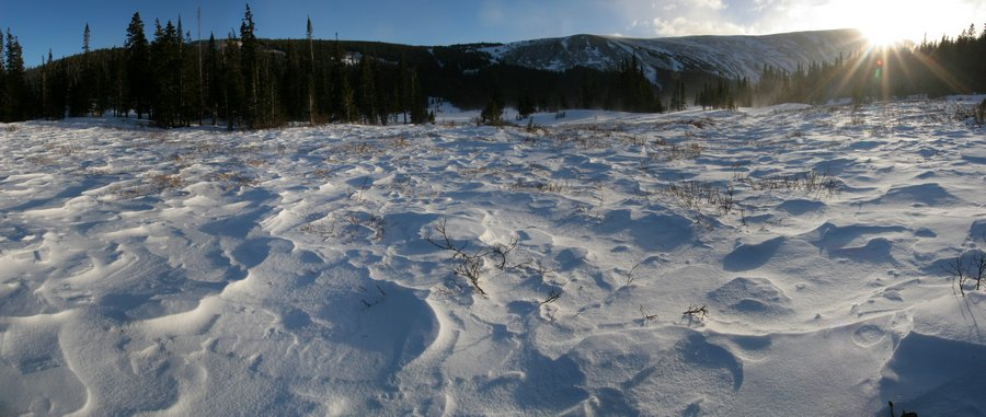 Long Lake, Indian Peaks Wilderness, Colorado, photo