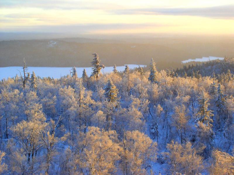 Ishpatina Ridge, Ontario, Canada, highpoint, highpointing, provincial highpoints, winter, adventure, wilderness,, photo