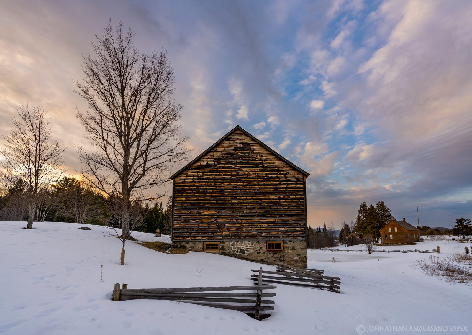 John Brown Farm,John Brown's Farm,John Brown Farm State Historic Site,Lake Placid,historic,site,barn , photo