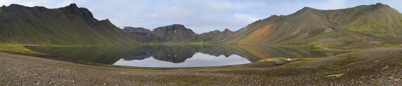 Kirkjufellsvatn Lake,camping,Iceland,car,wilderness,remote,lake,Icelandic,nature,wilderness,fishing,Landmannalauger, photo