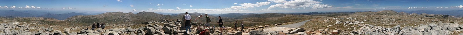 Kosciuszko,Mt. Townsend,highest,mountain,Australia,Mt. Kosciuszko,panorama,summit,seven summits,, photo