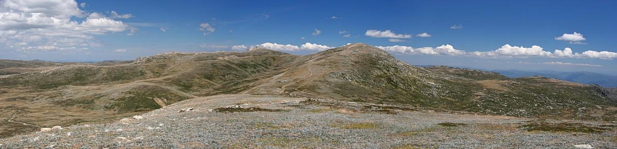 Kosciuszko,Mt. Townsend,highest,mountain,Australia,Mt. Kosciuszko,panorama,summit,seven summits,, photo