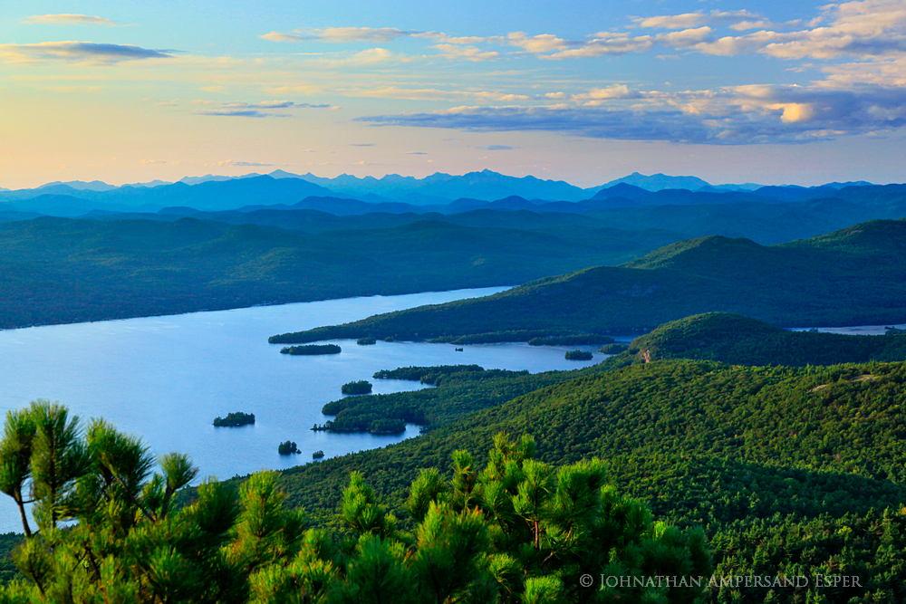 The Narrows,Lake George,Adirondack,Adirondacks,Adirondack Park,Adirondack Mountains,range,mountains,New York State,Buck , photo