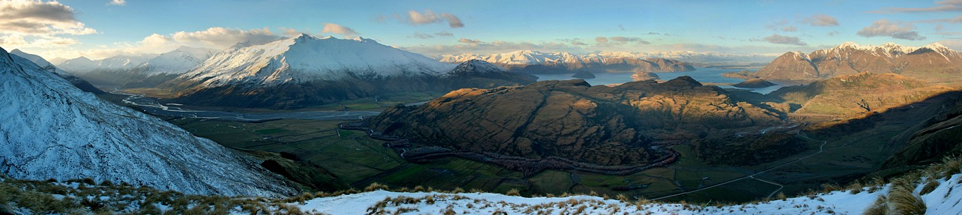 Lake Wanaka,New Zealand,Southern Alps,panorama,Wanaka,, photo
