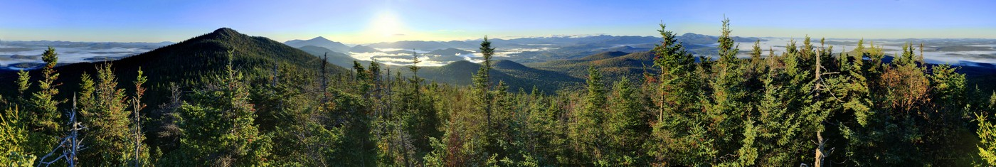 McKenzie Mt,Lake Placid,Whiteface Mt,Whiteface,village,Lake Placid village,Mirror Lake, photo