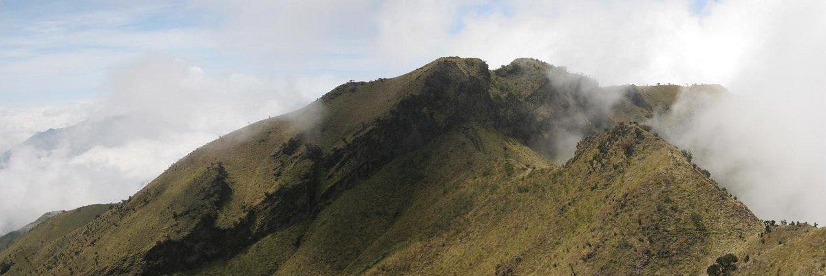 Merbabu, Summit, Indonesia, photo