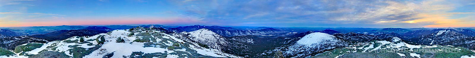 Mt Marcy,Mt. Marcy,winter,360�,360 degree,panorama,2011,summit,, photo