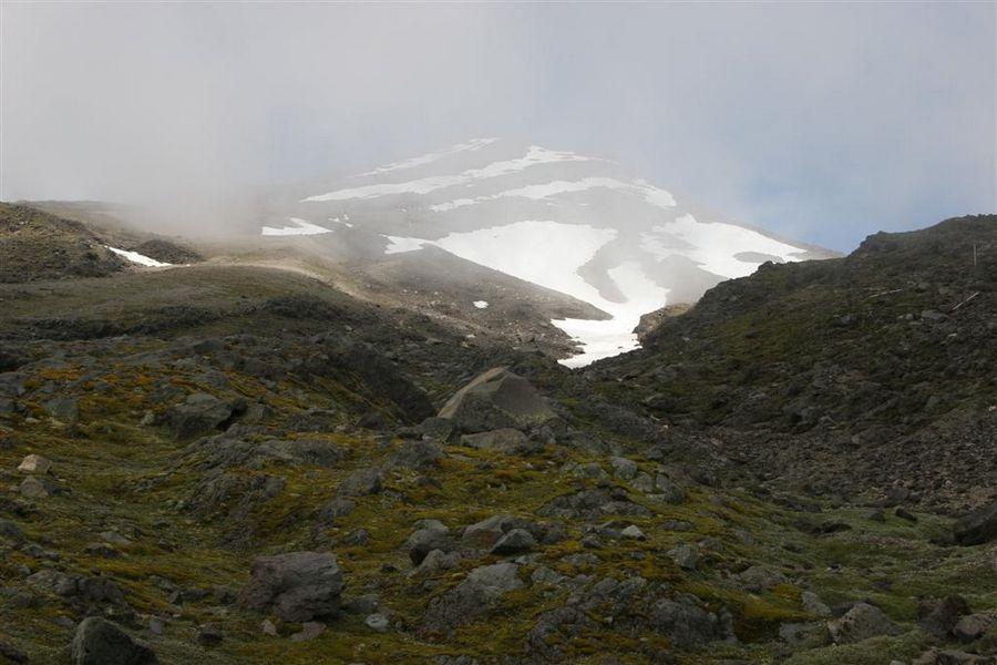 Mt. Taranaki, photo