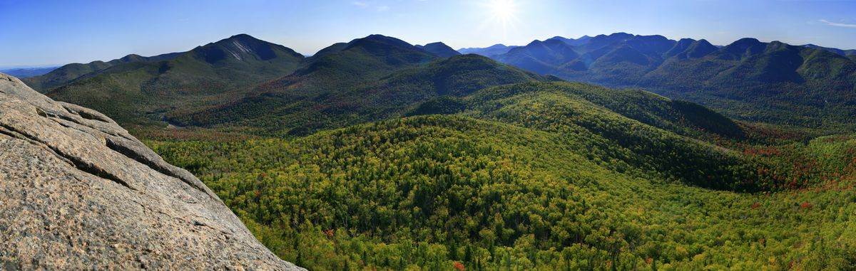 Noonmark, Mt, Dix Range, High Peaks, mountains, Adirondack Park, Adirondacks, Great Range, Dix Mountain, Ausable Club,Dix Mt,Dial,Dial Mt,summit,Noonmark Mt,, photo