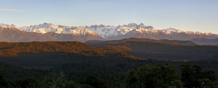 Mt. Cook,Aoraki,Mt. Tasman,West Coast,New Zeland,Okarito Trig,lookout, photo