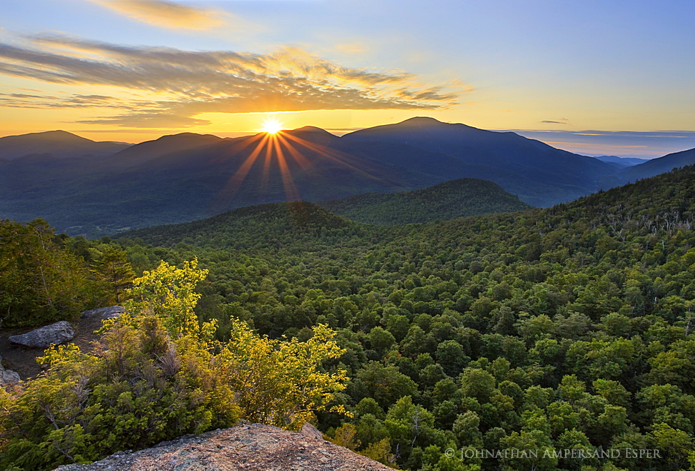 Roostercomb Mt,Giant Mt,Roostercomb,Giant Mountain,sunrise,summer,2014,summit,Adirondacks,Adirondack Mountains,Keene Val, photo