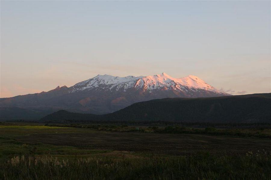 Mt. Ruapehu, Mount Ruapehu, New Zealand, photo