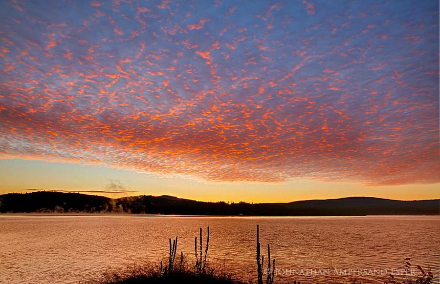 Schroon Lake,sunrise,Word of Life,Word of Life Island,, photo
