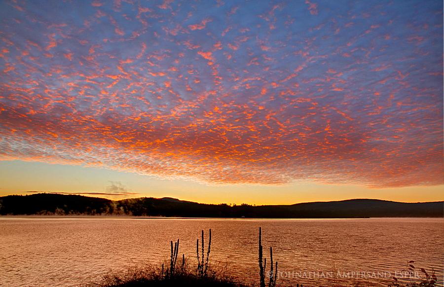 Schroon Lake,sunrise,Word of Life,Word of Life Island,, photo