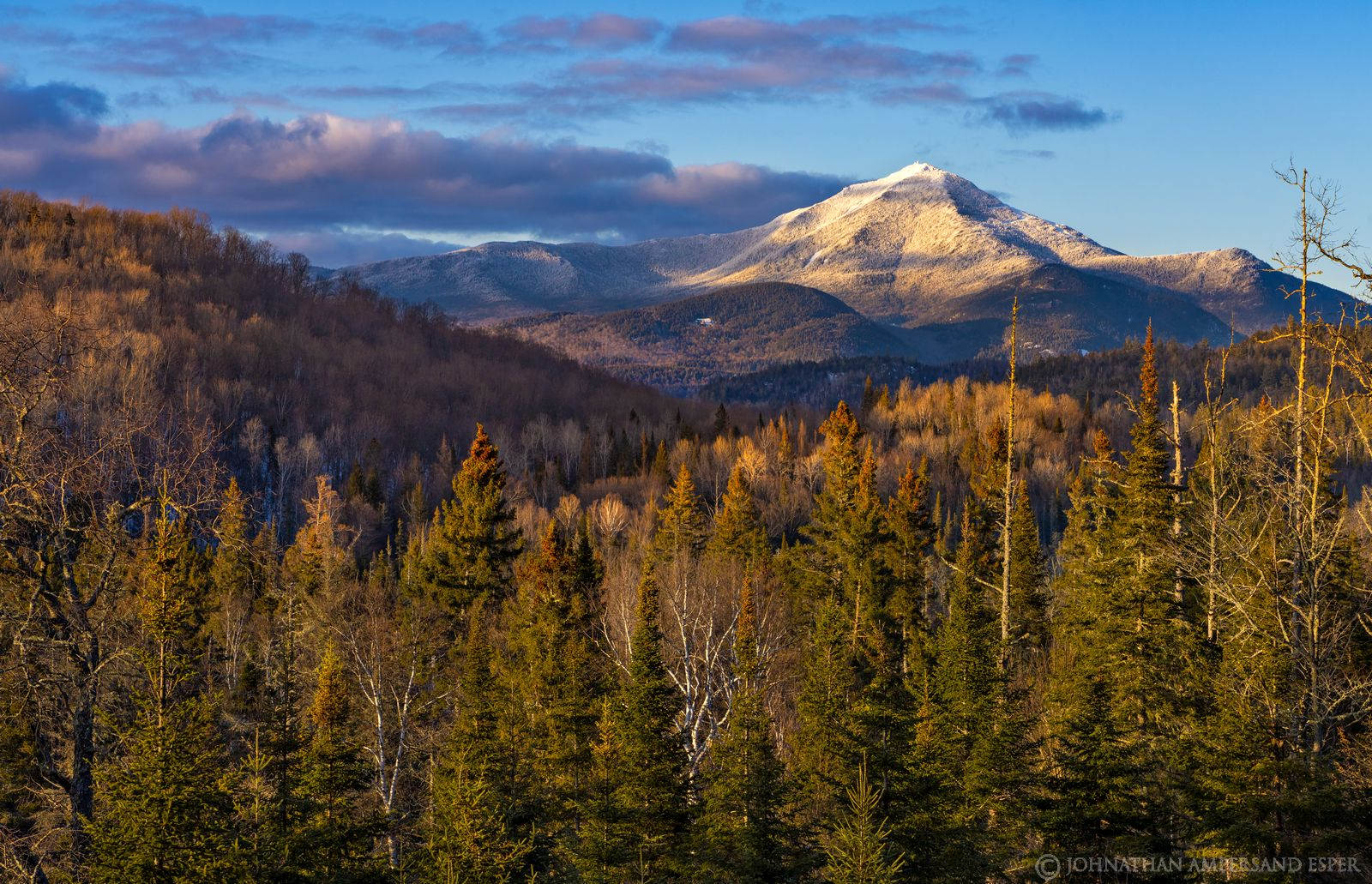 Whiteface Mt,Whiteface Mountain,Whiteface,winter,Whiteface Mt winter,alpenglow,March,2020,Adirondacks,sunset,light,River Road...