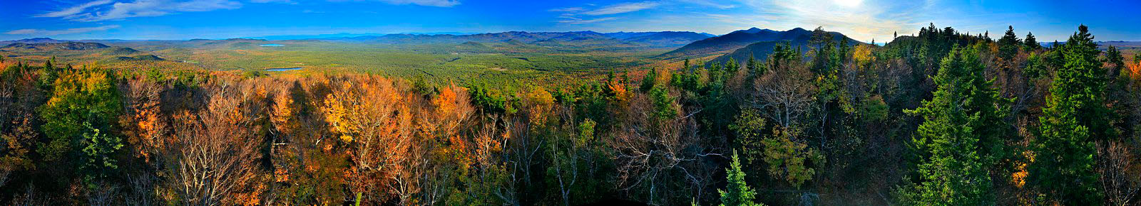 Wilmington Range,treetop,360,degree,panorama,Whiteface,Mt,Wilmington,town,Adirondacks, photo