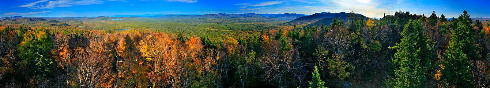 Wilmington Range,treetop,360,degree,panorama,Whiteface,Mt,Wilmington,town,Adirondacks, photo