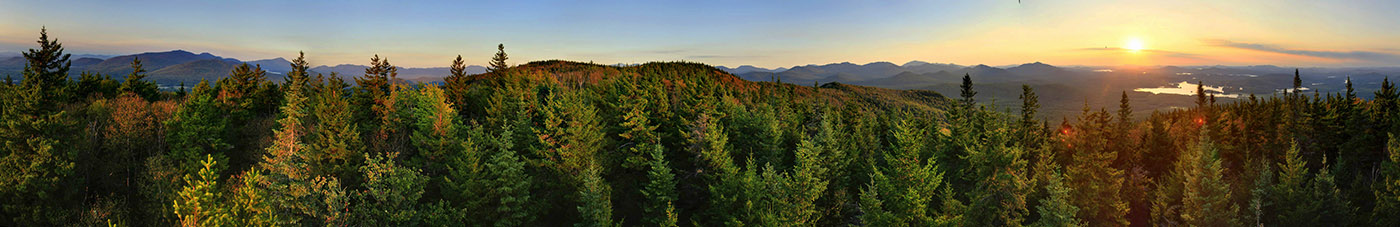 Scareface Mt,Saranac Lake,360 degree,treetop,Scarface,Scarface Mt,Saranac Lake village,Saranac Lakes, photo